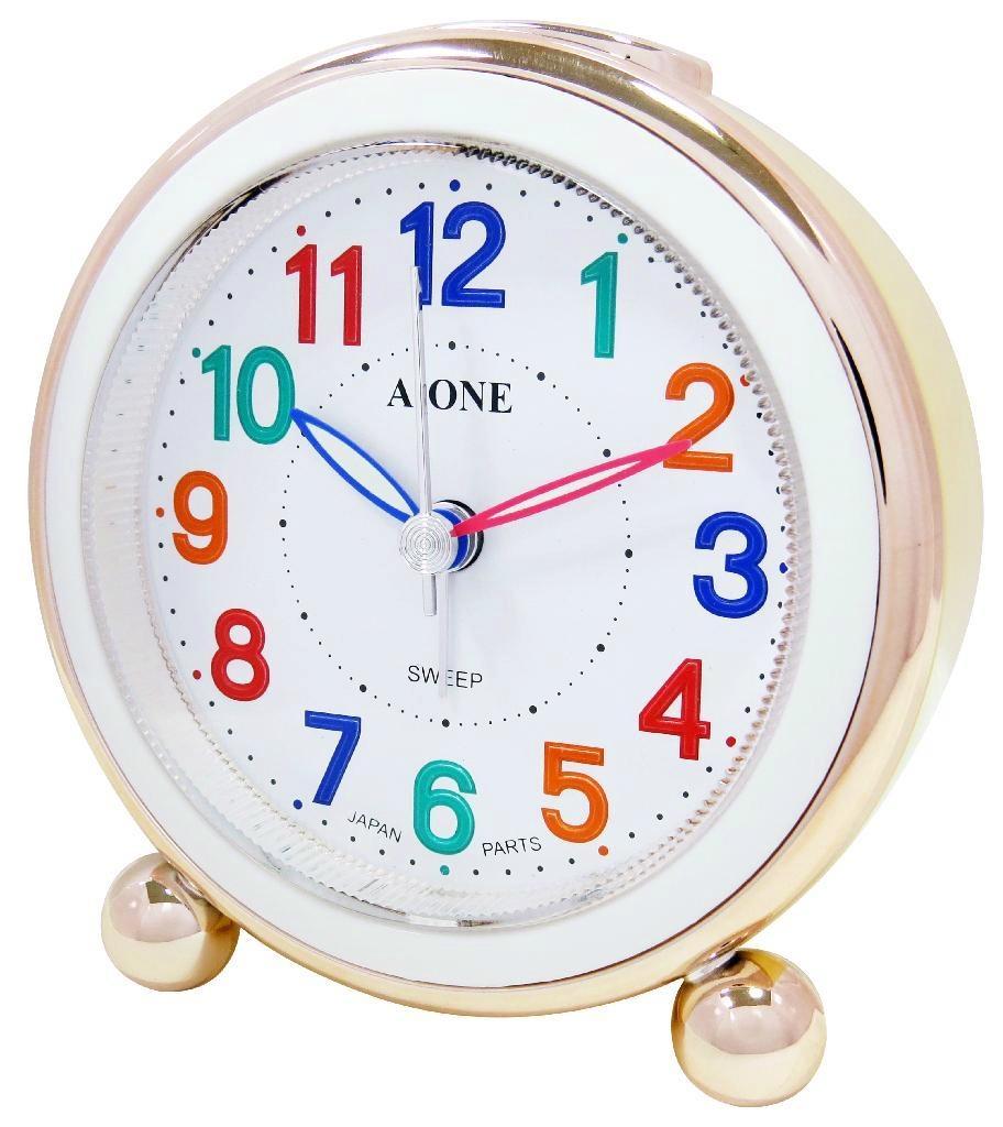 TG-0143 精美藝術造型鬧鐘 1
