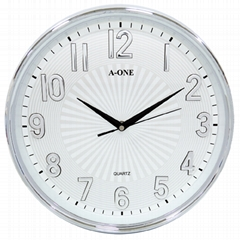 TG-0249 Classic 3D Stick-on Number Clock
