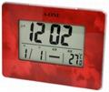 TG-069 LCD多功能大理石紋樣鬧鐘 2