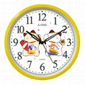 TG-0318 Fortune Cat Wall Clock