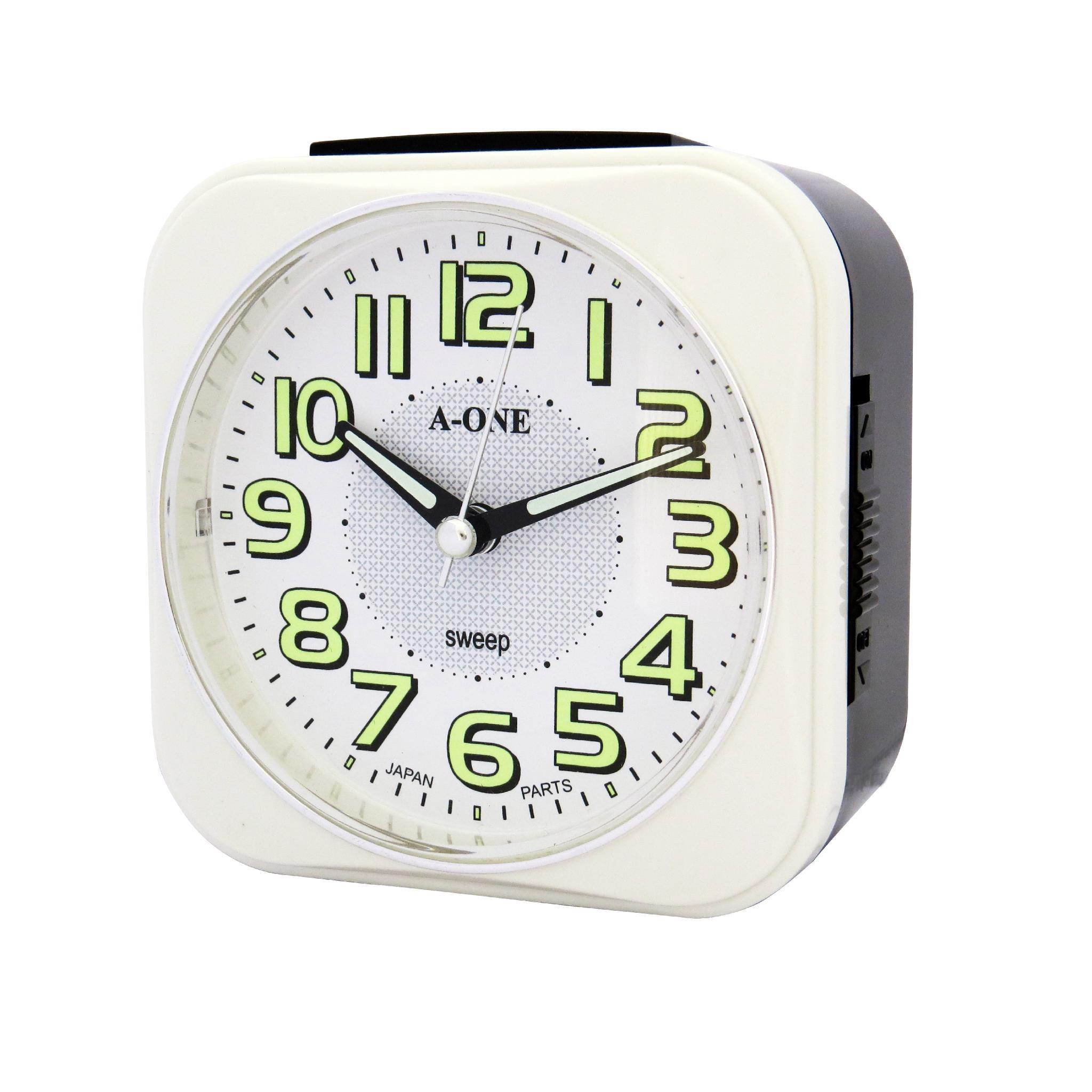 TG-0160 大聲公超級夜光數字鬧鐘 2