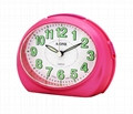 TG-0161 Colorful With Luminous Dial Alarm Clock