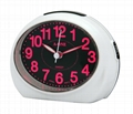 TG-0162 彩豔螢光數字Bibi鬧鐘