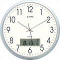 TG-0254 LCD Wall Clock
