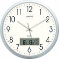 TG-0254 LCD Wall Clock