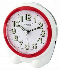 TG-0163 Colorful Bibi Ring Alarm Clock