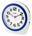 TG-0164 超靜音彩框BIBI鬧鐘