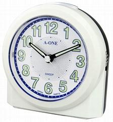TG-0167 超靜音炫亮LED彩燈鬧鐘