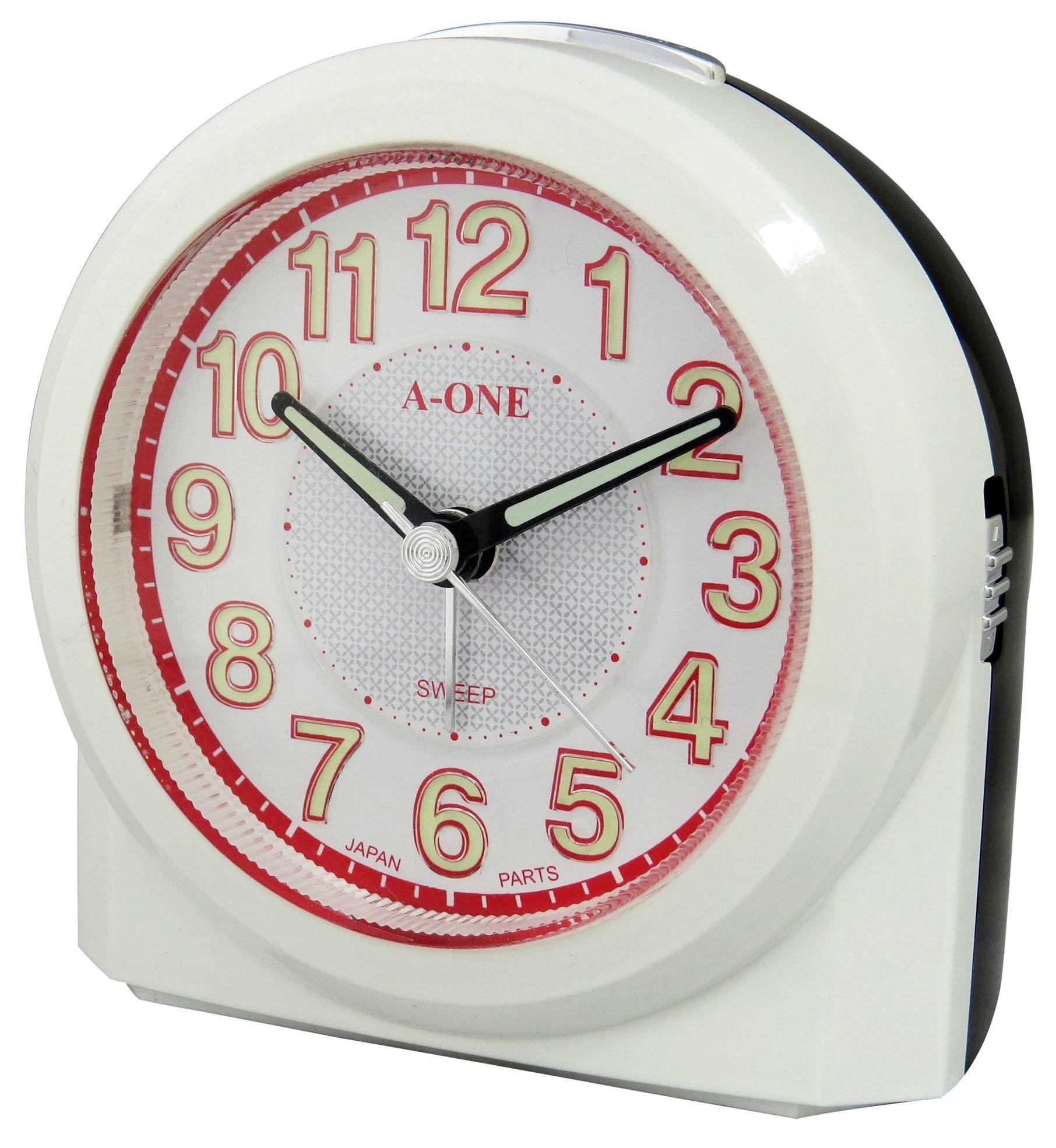 TG-0167 超靜音炫亮LED彩燈鬧鐘 3