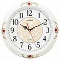 TG-0264 Quiet Wall Clock