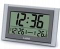 TG-070 LCD座掛鐘
