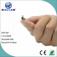 Factory Supply Diameter 4.5mm Lens 60 Degree FOV USB Camera Module