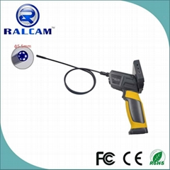 Car Engine Drain Pipe/Sewer Handheld Industrial Video Inspection Endoscope