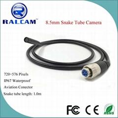 3cm~6cm focusing borescope accessory 8.5mm flexible tube camera