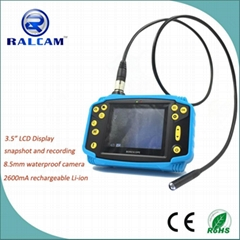 3.5'' TFT LCD recording