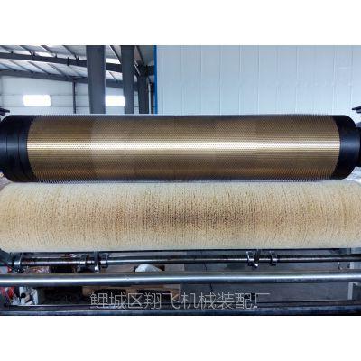 Film perforated heating needle roller die