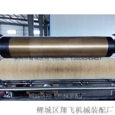 Film perforated heating needle roller  2