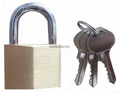 rhomb padlock