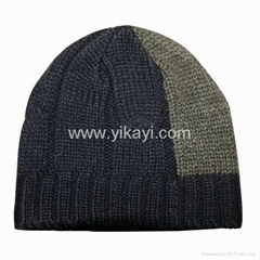 ladies fashion knitted hat
