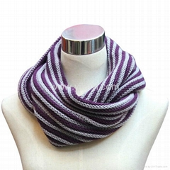 winter infinity scarf, n