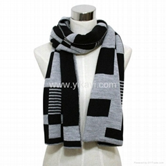 fashion acrylic knitted