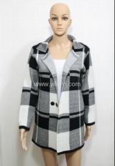 ladies fashion acrylic k
