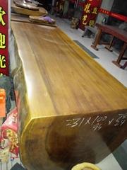 天然腳茶几 原木楠木茶桌 紅木辦公桌 客廳接待大班台 實木傢具