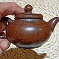 建盞龍窯柴燒茶壺