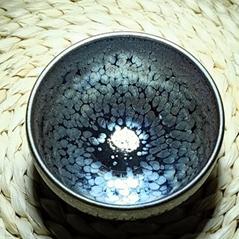 建陽建盞油滴兔毫鷓鴣鐵胎茶碗茶壺柴燒茶盞陶瓷茶杯套裝功夫茶具