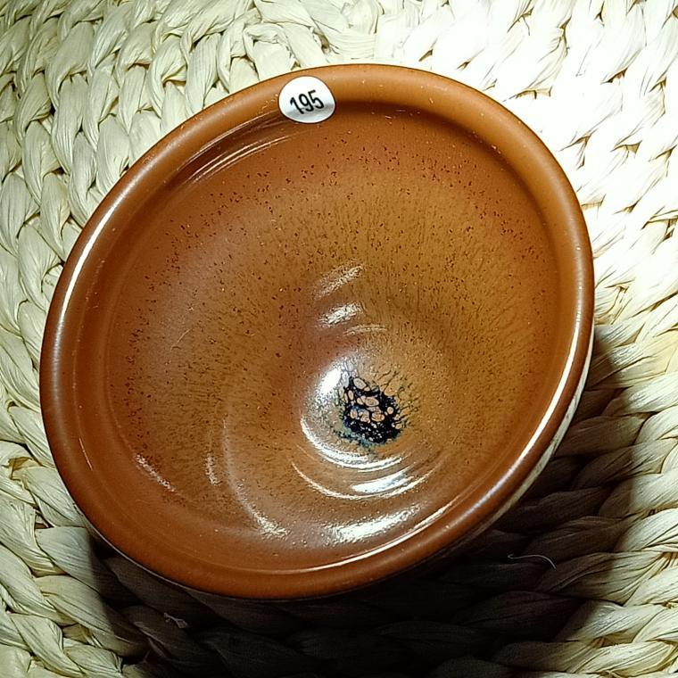 建陽建盞油滴兔毫鷓鴣鐵胎陶瓷茶杯套裝功夫茶具商務禮物柴燒茶盞 3
