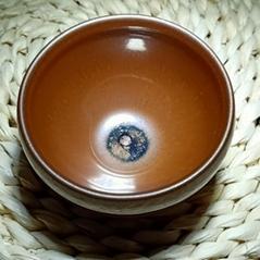 建陽建盞茶杯手工油滴盞兔毫禪定鷓鴣斑主人杯非遺柴燒宋代茶盞