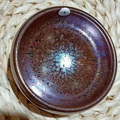 建陽建盞百花油滴鷓鴣斑建窯天目釉純手工鐵胎品茗主人杯茶具套裝