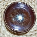 建陽建盞百花油滴鷓鴣斑建窯天目釉純手工鐵胎品茗主人杯茶具套裝 2