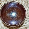 建陽建盞百花油滴鷓鴣斑建窯天目釉純手工鐵胎品茗主人杯茶具套裝 3