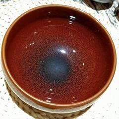建陽建盞茶洗茶具