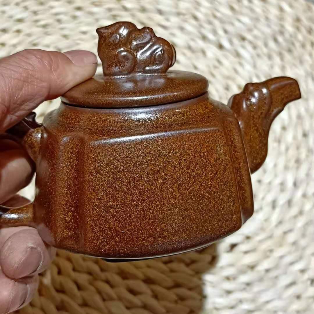 建陽建盞茶壺功夫茶具 1