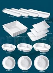 庫存陶瓷平盤