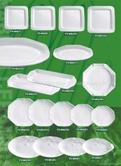 出口庫存陶瓷盤子
