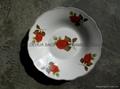 wholesale rooster bowl salad bowl ceramic bowl soup bowl mug plate FDA SGS 2