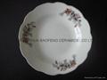 陶瓷8寸汤盘 1