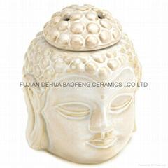 Modern ceramic incense burner, oil burner, multi shapes