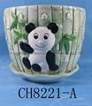 陶瓷花盆 5