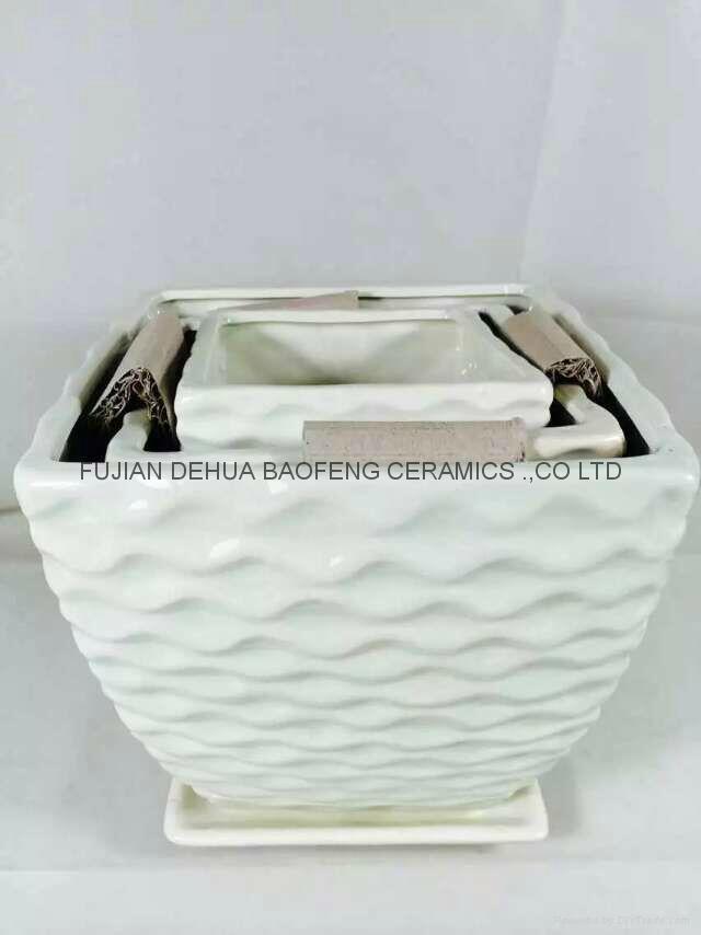 陶瓷花盆 1