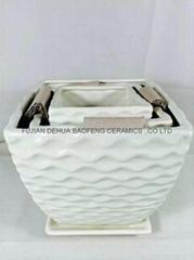 2015 years the latest style ceramic flowerpot