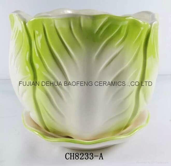 陶瓷花盆 3