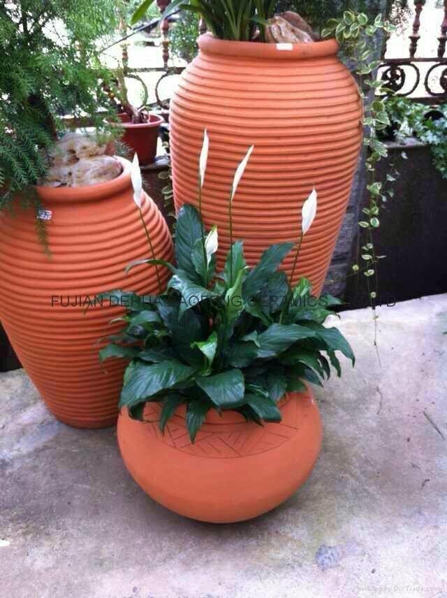 陶瓷花盆 4