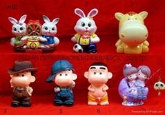 Kid's Gift DIY Ceramic Bisque Ceramics Wholesale
