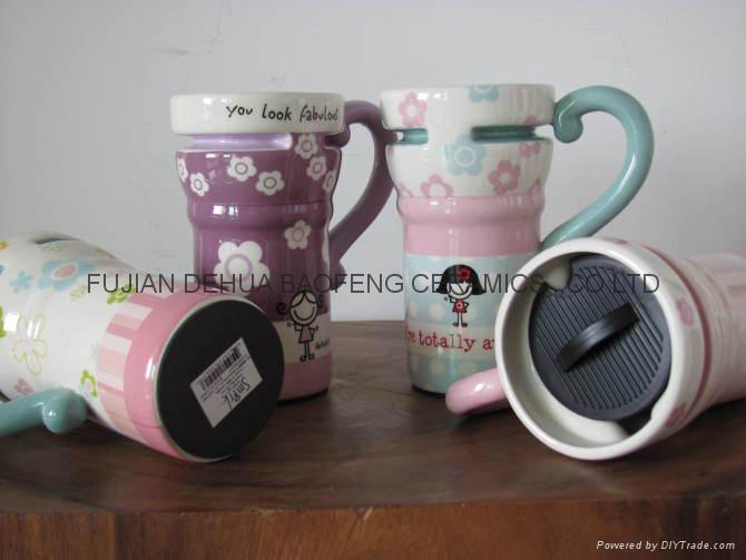 出口陶瓷马克杯 3