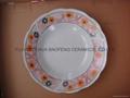 wholesale rooster bowl salad bowl ceramic bowl soup bowl mug plate FDA SGS 3