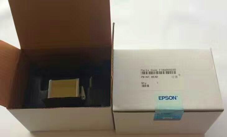 爱普生f186000压电写真机喷头 3